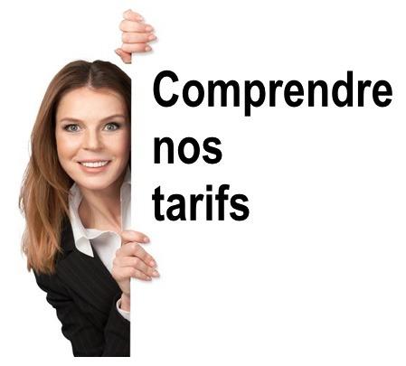 Tarifs.Coach